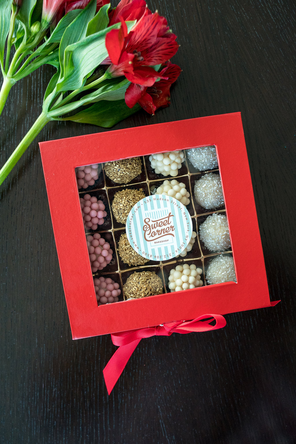 BRIGADEIRO BOX (pick up only)