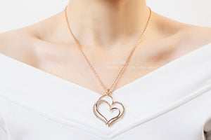 Noble Heart Necklace