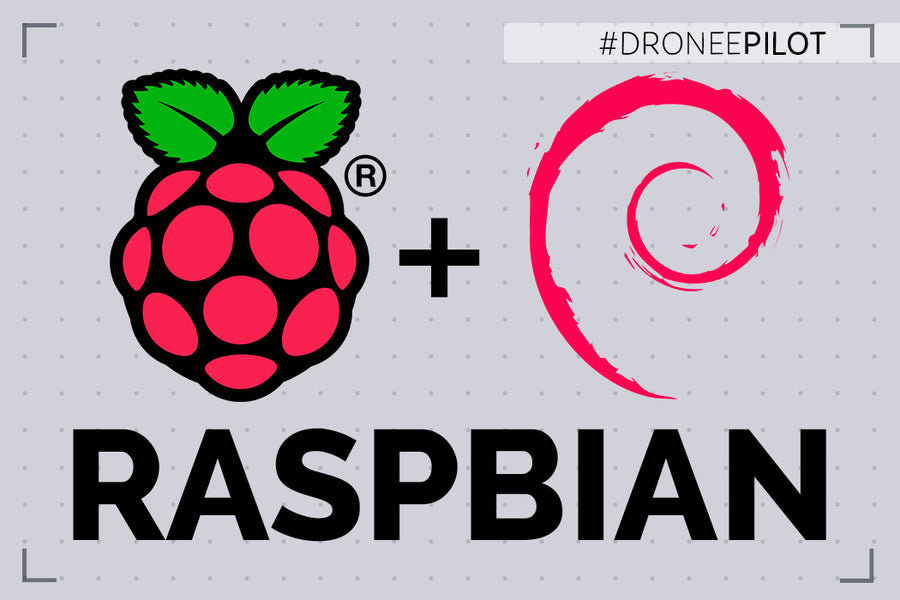 How to use RPI3 as a companion device between pixhawk(PX4,APM) and ground station,with Dronee Pilot.