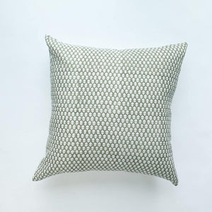 Amera Throw Pillow - Grey Olive - Ginger Sparrow