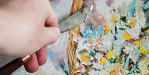 Palette Knife Art
