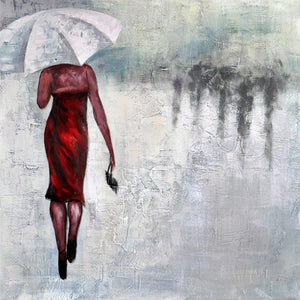 Rainy Appointment - paintingsonline.com.au