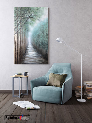 Avenue to Eternity - paintingsonline.com.au