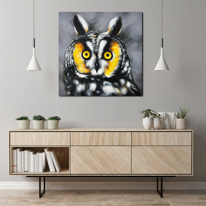 Great Horned Owl - paintingsonline.com.au