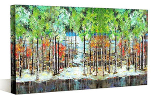 Naked Woods - paintingsonline.com.au