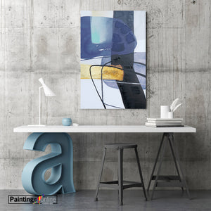 Contemporary adolescence - paintingsonline.com.au