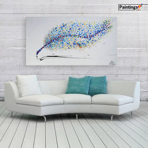 Booming Blossom - paintingsonline.com.au