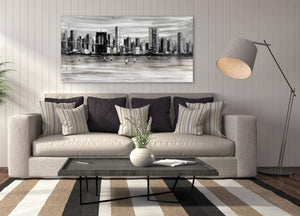 Dark Shades Of NY - paintingsonline.com.au