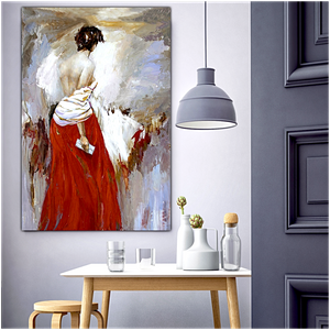 A Woman's Tale - paintingsonline.com.au