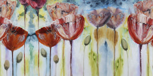 Blossoming Thoughts - paintingsonline.com.au