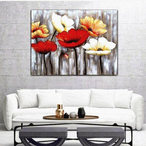 Flower Garden - paintingsonline.com.au