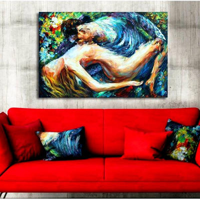 Forms Of Seduction - paintingsonline.com.au