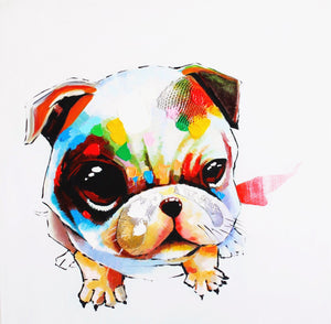 Why So Colorful - paintingsonline.com.au