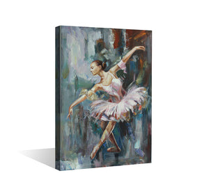 Swan En Pointes - paintingsonline.com.au