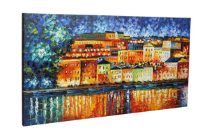 Life By Night - paintingsonline.com.au