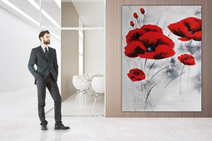 Poppy Eyes - paintingsonline.com.au