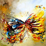 Winged Colors - paintingsonline.com.au