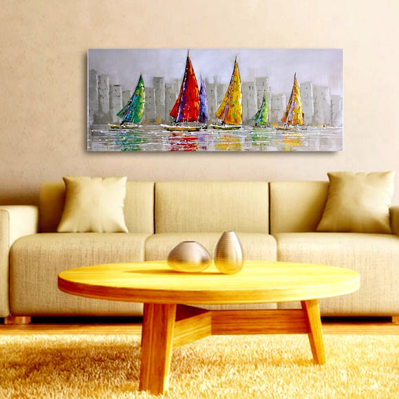 The Sails Of Victory - paintingsonline.com.au