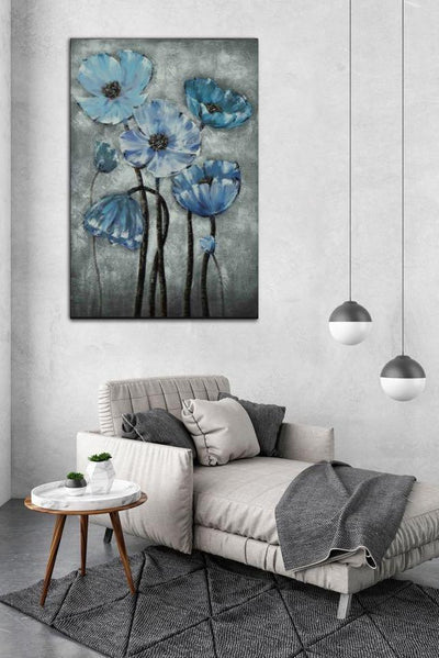 The Blue Orchid - paintingsonline.com.au