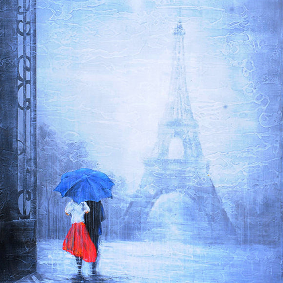 Rainy Day In Paris - paintingsonline.com.au