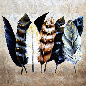 Feather's Dance - paintingsonline.com.au