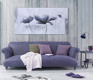 The Lavender Heart - paintingsonline.com.au