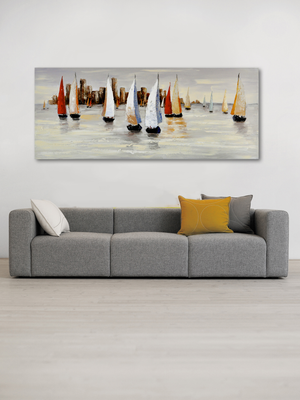City Of Sails - paintingsonline.com.au