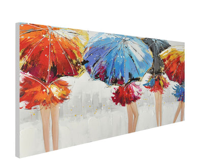 Umbrella Ballet - paintingsonline.com.au