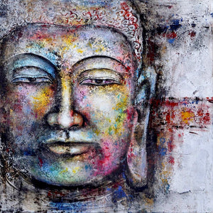 Soul Of Buddha - paintingsonline.com.au
