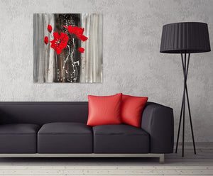 The Poppy's Dance - paintingsonline.com.au