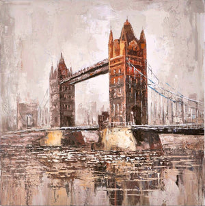 Urban Bridge Solo - paintingsonline.com.au