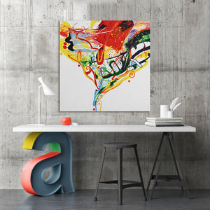 Soul Twister - paintingsonline.com.au