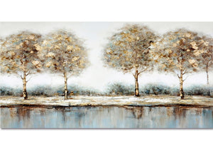 Winter Lake - paintingsonline.com.au