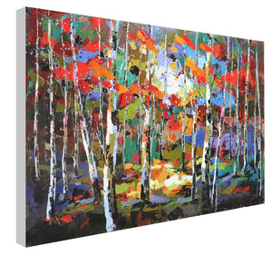 Butterfly Forest - paintingsonline.com.au