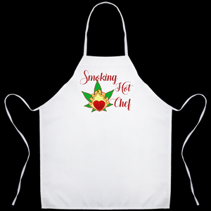 Smoking Hot Chef Apron