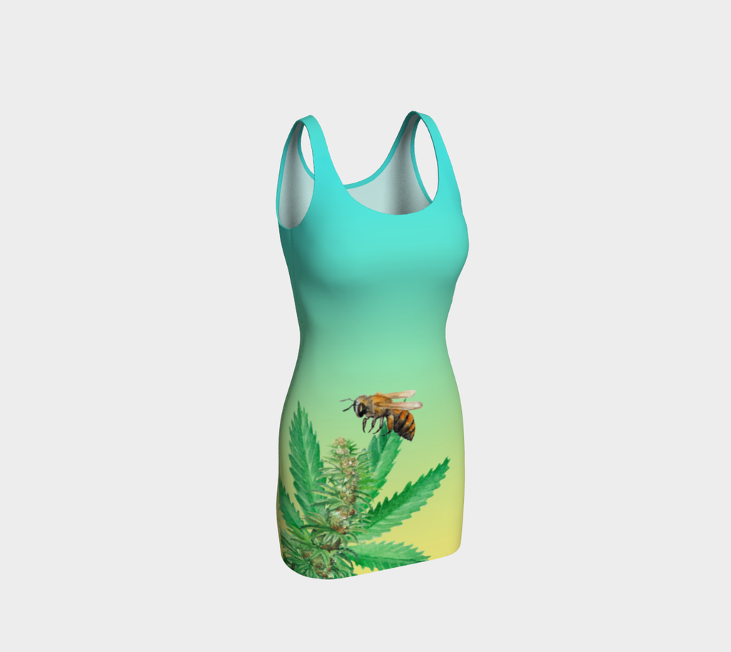 Birds & Bees Summer Bud Dress