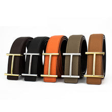 H Designer Luxury Brand Belts for Mens Genuine Leather Male Women Casual Jeans Vintage Fashion High Quality Strap Waistband