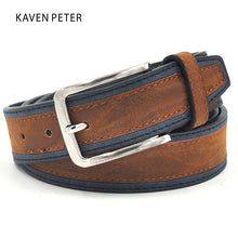 Casual Patchwork Men Belts Designers Luxury Men Fashion Belt Trends Trousers With Three Color