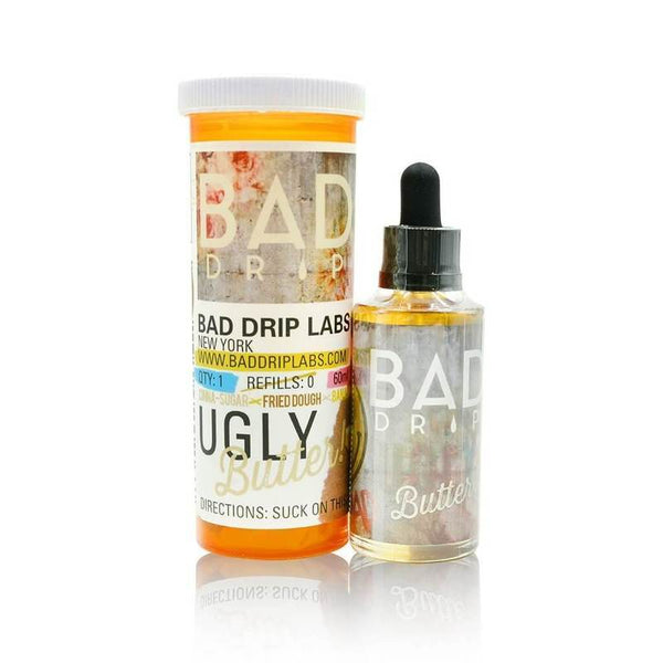 Ugly Butter by Bad Drip E Liquid
