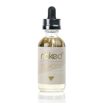 Euro Gold Tobacco by Naked 100 E-Liquid