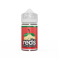 Guava Reds Apple E Juice by Vape 7 Daze
