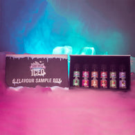 6 FLAVOUR ICED SAMPLE BOX by Sydney Vape Co