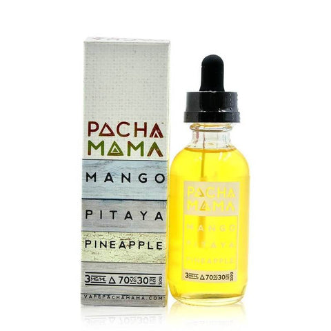 Mango Pitaya Pineapple by PachaMama E Liquid