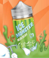 Melon Colada by ICE Monster E Liquid