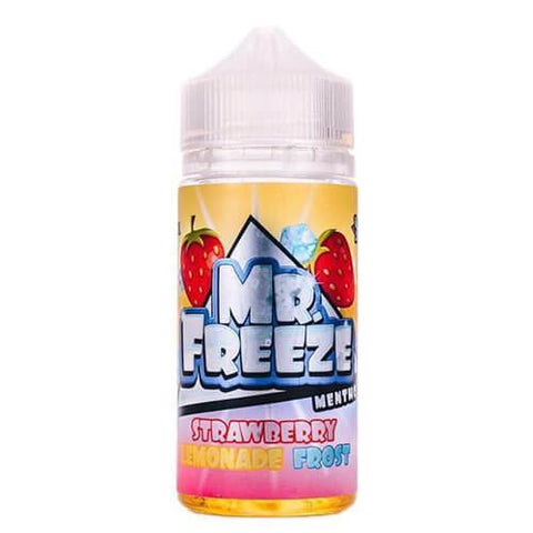 Strawberry Lemonade Frost by Mr. Freeze E Liquid