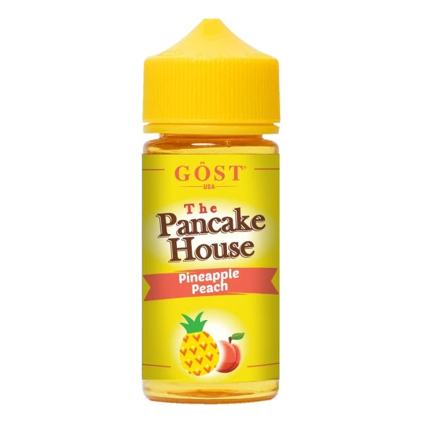 Pineapple Peach by The Pancake House E Liquid