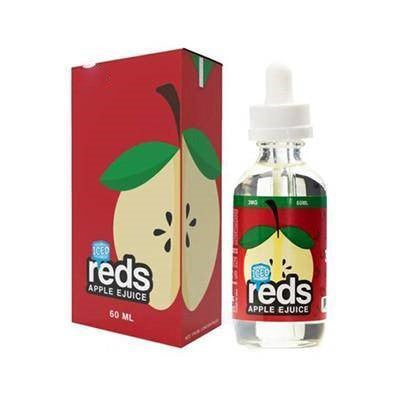 Reds Apple Iced E-Liquid by Vape 7 Daze