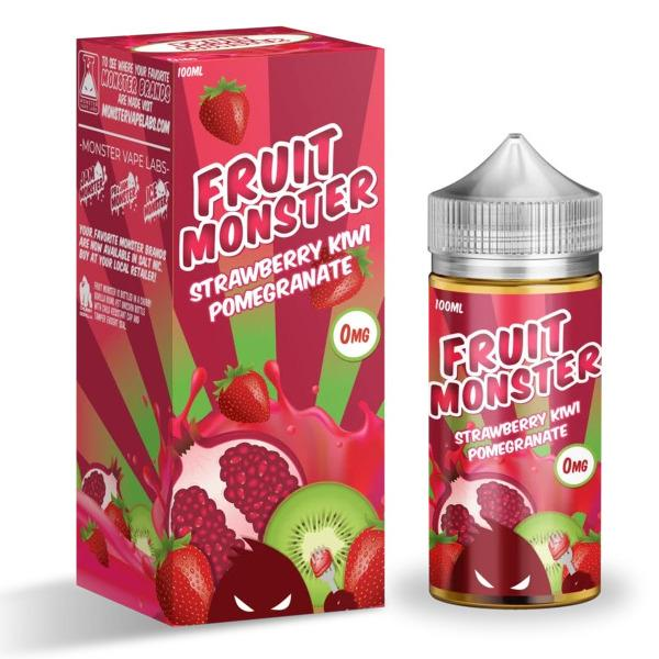 Strawberry Kiwi Pomegranate by Fruit Monster ELiquid