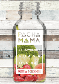 Strawberry Guava Jackfruit by PachaMama E Liquid