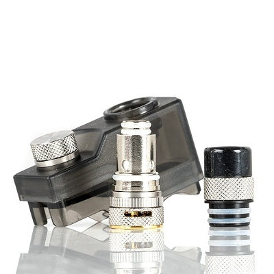 SnowWolf WOCKET Replacement POD and Coil